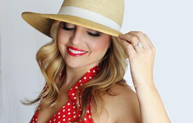 Le chapeau de paille de retour cet été